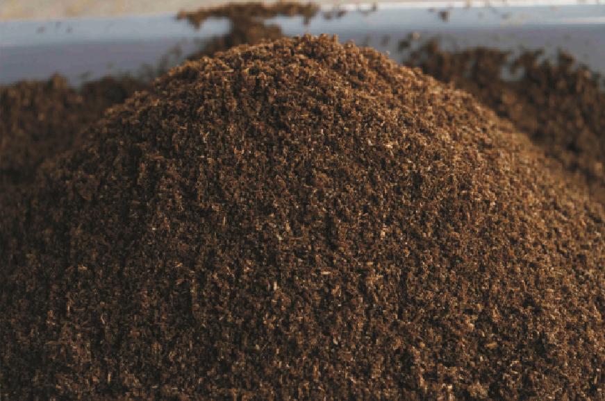 黑水虻虫沙有机肥